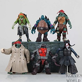 Mutant Ninja Turtles Joint Action Figure Toy Model Toy 4860546