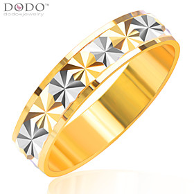 New Double Color Laser Star Shape Classic Simple Design Ring for Men/Women Couple Ring Jewelry Gift Wholesale R70098 Promis rings for couples 4843529