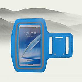 Waist Bag / Waistpack Wallet Belt Pouch / Belt Bag for Camping / Hiking Cycling / Bike Traveling Sports Bag Wearable Multifunctional Running Bag iPhone 5C Ipho