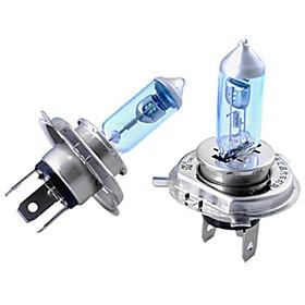 2pcs H4 Car Light Bulbs 100W Headlamp For universal