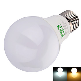 YWXLIGHT 1pc 9 W 800 lm E26 / E27 LED Globe Bulbs A60(A19) 22 LED Beads SMD 2835 Decorative Warm White / Cold White 100-240 V / 1 pc / RoHS
