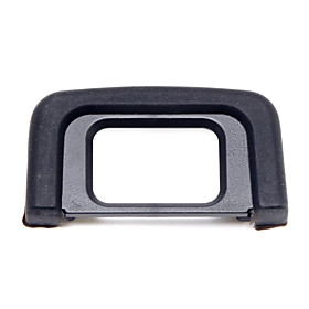 Viewfinder Rubber Eye Cup Replacement DK-25  Eyepiece Eyecup for Nikon D5500 D5300 D3300 Eyepiece DK25 4876151