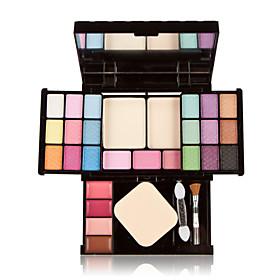 Make-up Compact Makeup Palette 18 Eyeshadow Plate 4 Lipstick 3 Blush and Powder Makeup Sets Makeup Kit 4816667