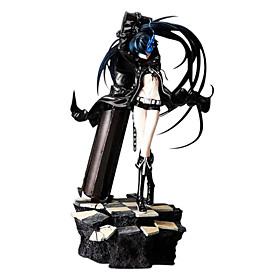Blackrock Shooter Anime Action Figure 29CM Model Toys Doll Toy 4903142