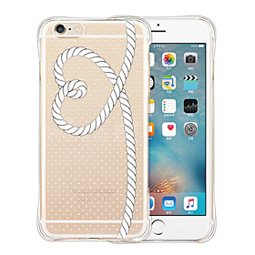 To Fall In Love With Color Soft Transparent Silicone Back Case for iPhone 6/6S (Assorted Colors) 4934328