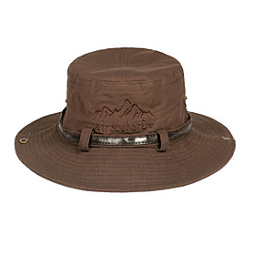 KORAMAN Sun Hat Hat Summer Ultraviolet Resistant Anti-Insect Soft Lightweight Materials Yoga Camping / Hiking Fishing Climbing Exercise 4917920