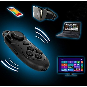 Wireless Bluetooth Remote Controller Gamepad for 3D VR Glasses  iPhone iPad Ebook Tablet PC TV 4927406
