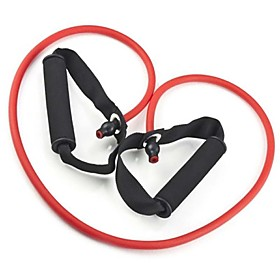 Suspension Trainer Rubber Exercise  Fitness Gym Workout For Unisex