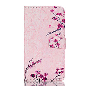 Beautiful flowers Pattern PU Leather Case with Money Holder Card Slot for Galaxy Note 4/Galaxy Note 5 4884445