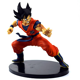 Dragon Ball Son Goku PVC Figures Anime Action Jouets modèle Doll Toy 4880454