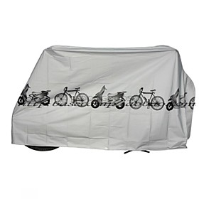 Motorcycle Bicycle Dust Cover Cycling Rain And Dust Protector Cover Waterproof Protection Garage 4924849