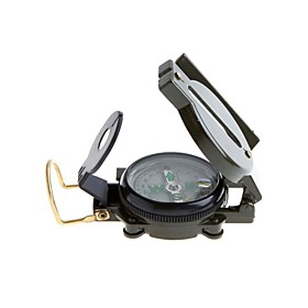 Compasses Military Multi Function Metal Hiking Camping Outdoor Travel 1 pcs