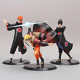 Naruto Andre 19CM Anime Action Figures Model Legetøj Doll Toy 4932472
