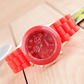 New Arrival Br  New Womens Wrist Watches Quartz Generve Ladies Watch Of Silicone B   Felly  Colors Girls Watch 5279379