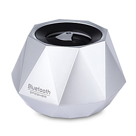 Diamond Bluetooth Wireless Mini Speaker for Cellphone iphone samsung tablet White Black Red Gold Silver 4941295