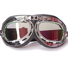 Motorcycle Glasses Scooter Goggles Pilot Ski Dirt Bike Cycling Lens Frame Goggles Motocross Glasses Sunglasses 4906499