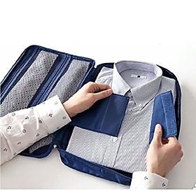 Travel Luggage Organizer / Packing Organizer Travel Storage Fabric 4929037