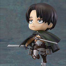Attack on Titan Anime Action Figure 10cm Model Toys Doll Toy 4897412