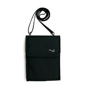 Travel Wallet Passport Holder  ID Holder Credit Card Protector Mini Shoulder Bag Travel Passport Wallet Multi-function Travel Storage 4909419