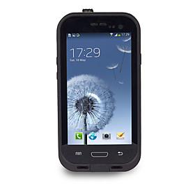 Alto qanlity copertura dura della cassa dura protettiva impermeabile per Samsung Galaxy S3 i9300 (colori assortiti)