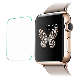 Tempered Glass Screen Protector For Apple Watch 3 Series 2 1 42mm and Scratch Proof 2pcs 4942506