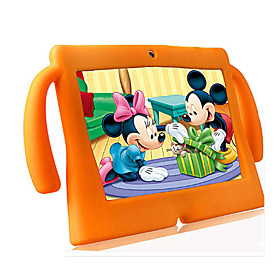 Image of Cute Soft Silicone Rubber Gel Case Cover For Q88 Android Girls Boys Kids Tablet PC