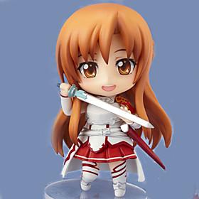 arte online Asuna Yuuki cambio di pagina giocattolo action figure bambola anime modello 9,5 centimetri pop spada 4811518