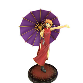 Gintama Anime Action Figure 21CM Model Toy Doll Toy 4932165