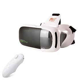 RITECH 3plus Virtual Reality VR 3D GlassesBluetooth Controller white 4959754