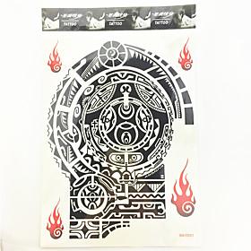 1 Pcs Waterproof Temporary Tattoo(26cm19.3cm) 1667953