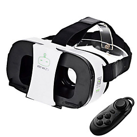 FiiT VR 2s Virtual Reality Glasses  Bluetooth Controller - White 4959745