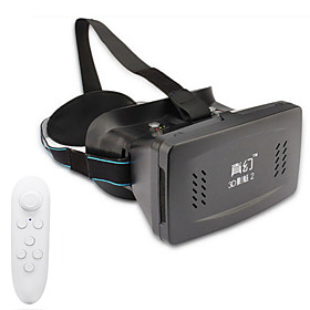 """RITECH II Virtual Reality VR 3D Glasses Bluetooth Controller for 3.5~6.0"""""""" Phones"""" 4959746"""