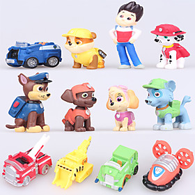 Kids Toys Puppy Dogs Action Figures Patrulla Canina Toys Puppy Patrol For Children Boy Gift Brinquedos Canina 4978199