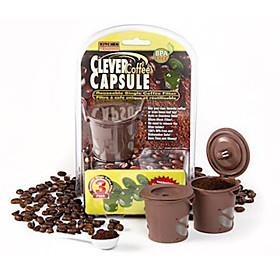 Coffee Filter Funnel Filter Coffee Cup 3Cup and 1spoon 4970845