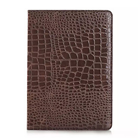 Fashion High Quality Slim Crocodile Leather Case For iPad Air Smart Cover With Stand Alligator Pattern Case 4974347