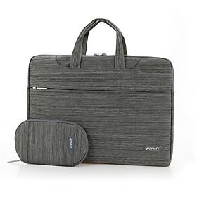 Buy fopati 15 polegadas laptop caso / saco / manga para Lenovo / mac / samsung marrom / cinza claro / cinza escuro Before Special Offer Ends