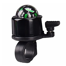 Bike Bell Multi Colors Aluminum Alloy Bicycle Bell With Compass Bike Alarm Horn Mountain Bike Accessories 5020066
