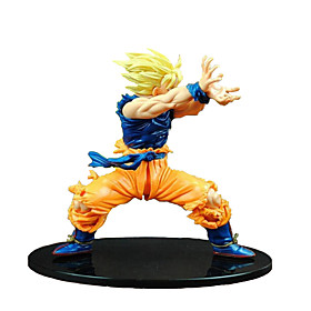 Dragon Ball Son Goku VS Saiyan Garage Kit Anime Action Figures Model Toy 4830094