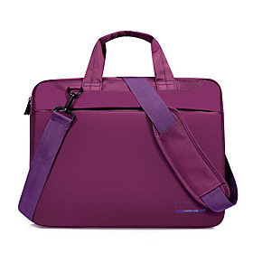 fopati caso 15 polegadas laptop / saco / manga para Lenovo / mac / samsung roxo / laranja / preto / rosa
