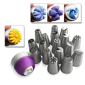 Russia Nozzles with Adaptor Bag Nozzle Converter  Tools for Cupcake   JG0017N TC-003 5032037