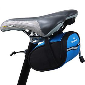 ROSWHEEL Bike Saddle Bag Waterproof Wearable Multifunctional Bike Bag Cloth Polyester Bicycle Bag Cycle Bag Cycling / Bike