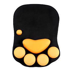 Lovely Cat Pad Silicone Massage Mousepad 5037835