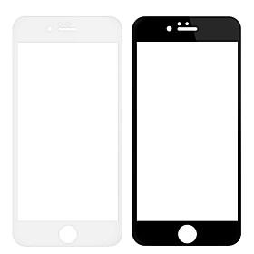 ZXD 0,26 millimetri protezione a schermo pieno vetro temperato per il iphone 6S plus \/ 6 piu screen protector durezza del film 9h
