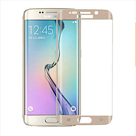 ZXD 9H 3D Full Curved Screen Protector Tempered Glass Film for Samsung Galaxy S6 edge 5035784