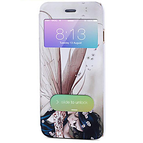 Per Custodia iPhone 6 \/ Custodia iPhone 6 Plus Standby automatico\/accendimento automatico Custodia Integrale Custodia Cartone animato