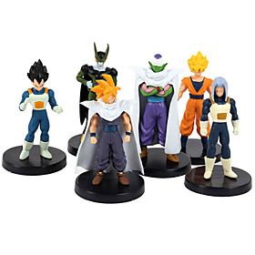 Dragon Ball 24 Generation 6 Figure Seven Dragon Ball Anime Action Figures Model Toy 4830098