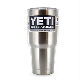 Hot Bilayer Stainless Steel Insulation Cup 30 OZ YETI Cups Cars Beer Mug Large Capacity Mug Tumblerful 5109866