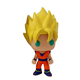 Dragon Ball Son Goku Anime Action Figure Model Toy 4825385