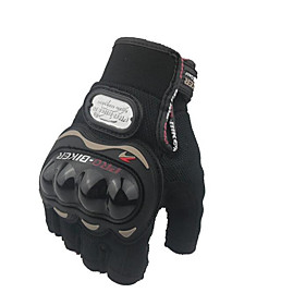 Motorcycle Half Finger Gloves Summer Outdoor Sports Bike Riding Off-Road Motorcycle Racing Gloves Protection 5111280