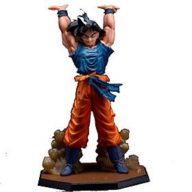 16cm Dragon Ball Z Son Goku Battle Genki Dama PVC Action Figure Model Toys Dragon Ball figure 4880459